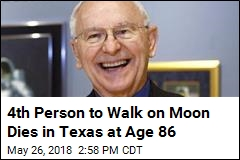 Astronaut and Moonwalker Alan Bean Dead at 86