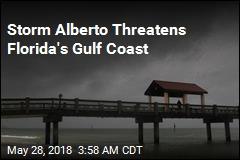 Storm Alberto Threatens Florida's Gulf Coast