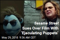 R-Rated Puppet Movie Runs Afoul of Sesame Street