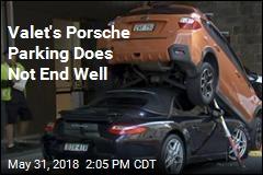 How Not to Park a Porsche