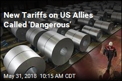 Despite Warnings, Tariffs Hiked on EU, Canada, Mexico