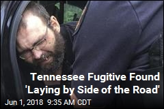 Manhunt for Tennessee Fugitive Is Over