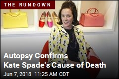 Autopsy Confirms Kate Spade's Cause of Death