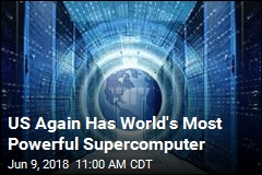 Supercomputer: US Again Has Bragging Rights