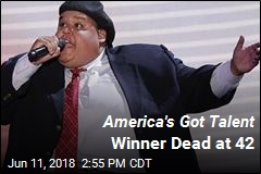 America's Got Talent Winner Dead at 42