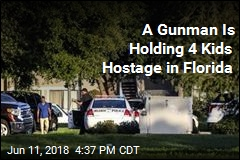 A Gunman Is Holding 4 Kids Hostage in Florida