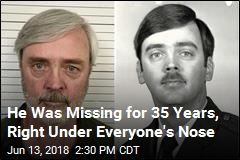 He Was Missing for 35 Years, Right Under Everyone's Nose