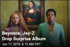 Beyonce, Jay-Z Drop Surprise Album
