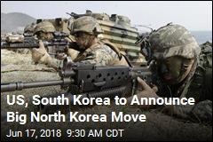 US, South Korea to Announce Big North Korea Move