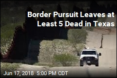 Texas Crash Leaves 5 Dead After Pursuit by Border Agents
