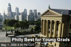 Philly Best for Young Grads