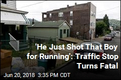 Cop Fatally Shoots Unarmed Teen Boy Fleeing Traffic Stop