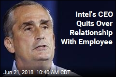 Intel CEO Is Out Over Relationship With Underling