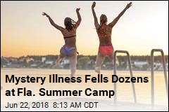 Dozens of Kids Fall Ill at Fla. Summer Camp