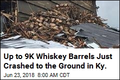 A Warehouse Collapse, Then Whiskey Everywhere
