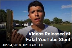 Videos Released of Fatal YouTube Stunt