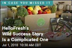 HelloFresh's Wild Success Story Is a Complicated One