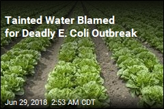 Tainted Water Blamed for Deadly E.Coli Outbreak