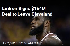 LeBron Is Joining the Lakers