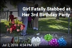 3-Year-Old Stabbed at Own Birthday Party Dies