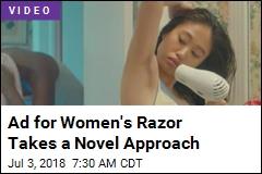 Razor Ad's Odd Approach: Praising Hairy Women