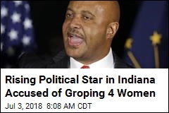 Indiana AG Accused of Groping 4 Women in a Night
