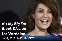 My Big Fat Greek Wedding Star Files for Divorce