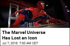 Spider-Man Co-Creator Dies at Age 90