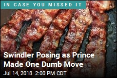 Swindler Posing as Prince Made One Dumb Move