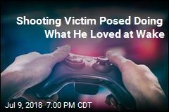 Slain Teen Posed At Wake Doing What He Loved