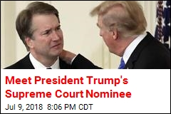 Trump's Supreme Court Pick: Brett Kavanaugh
