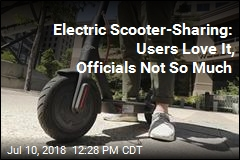 The New Big Thing: Electric Scooter-Sharing