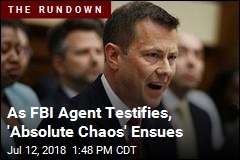As FBI Agent Testifies, 'Absolute Chaos' Ensues