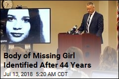 Body of Missing Woman Identified After 44 Years