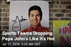 Sports Teams Are Cutting Their Ties With Papa John's