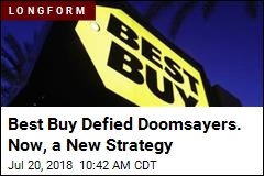 Best Buy's New Strategy: Be Your Personal Tech Officer