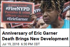 Officer in Eric Garner Death Will Face Disciplinary Action