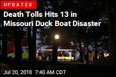 Death Tolls Hits 11 in Duck Boat Disaster