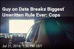 Man on Date Steals Car for Another Date: Cops