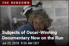 Subjects of Oscar-Winning Documentary Now on the Run