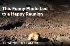 This Funny Photo Led to a Happy Reunion