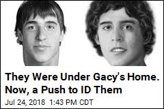 Renewed Effort to Identify 2 John Wayne Gacy Victims