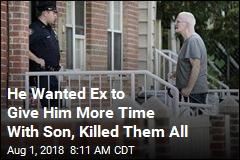 An International Custody Dispute Ends in Murders, Suicide