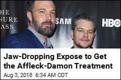 Affleck and Damon's New Film: McDonald's Monopoly Scam