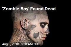 'Zombie Boy' Found Dead