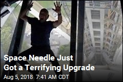 Space Needle Just Got a Terrifying Upgrade