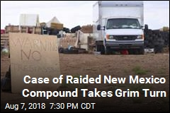 Remains of Boy Found at Raided New Mexico Compound