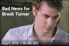 Bad News for Brock Turner