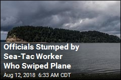 Officials Stumped by Sea-Tac Worker Who Swiped Plane