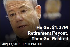 He Got $1.27M Retirement Payout, Then Got Rehired